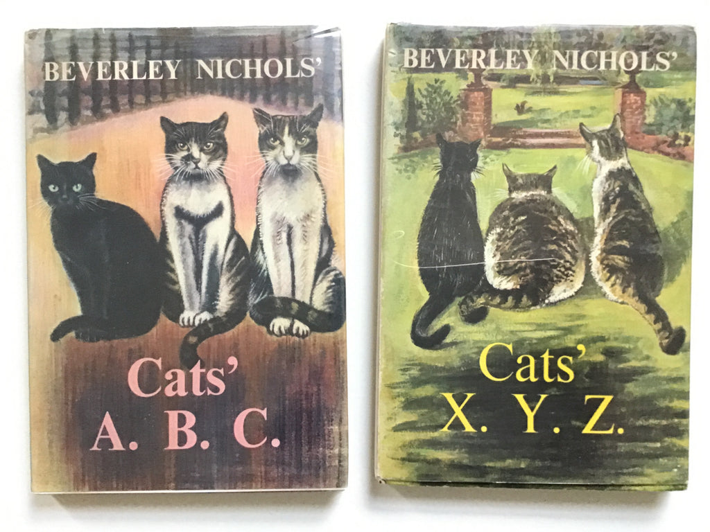 Beverley Nichols's Cats' A. B. C. And Cats' X. Y. Z.