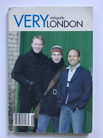 Very London Styleguide 04/08