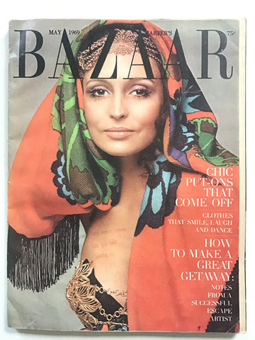 Harper's Bazaar May 1969