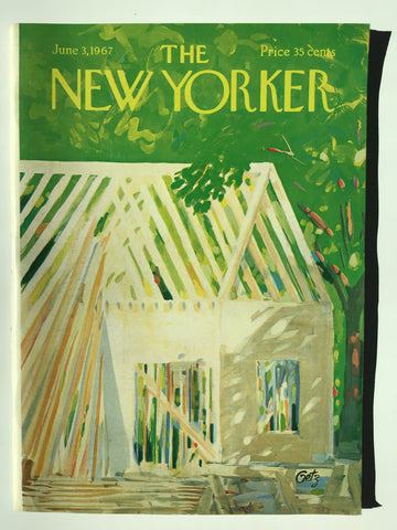 The New Yorker magazine June 3, 1967