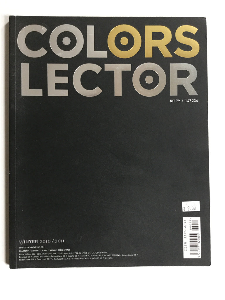 Colors Collector no 79 Winter 2010 / 2011