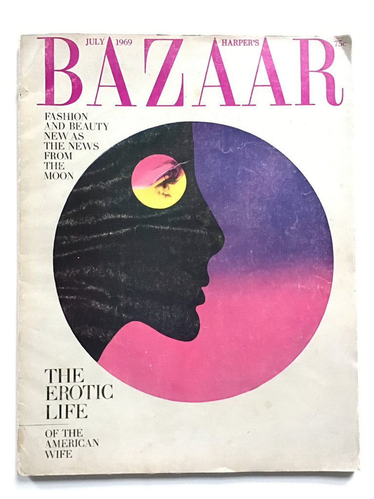 Harper's Bazaar July 1969