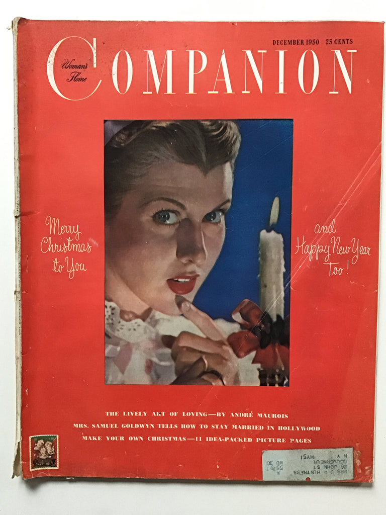 Woman's Home Companion December 1950