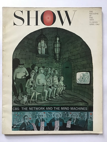 Show Magazine April 1962 charles addams