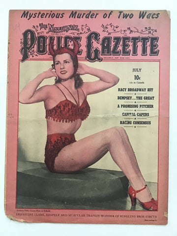 The National Police Gazette July 1944