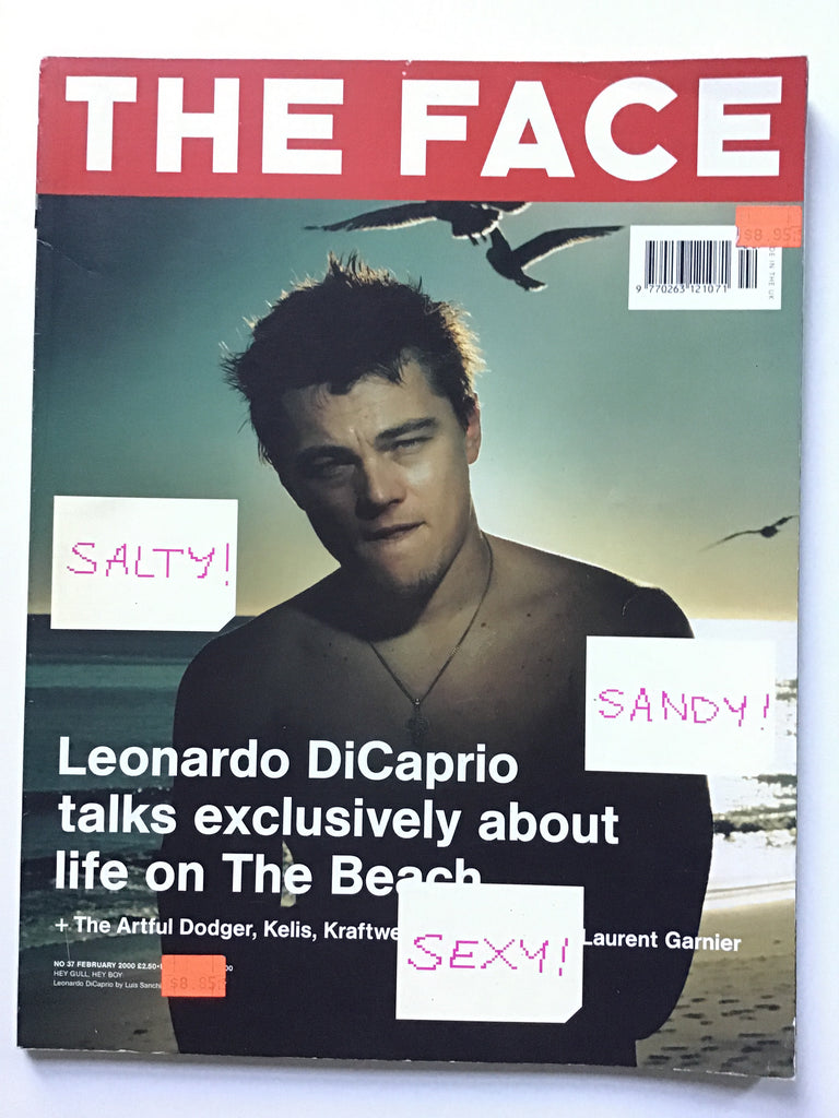 The Face February 2000