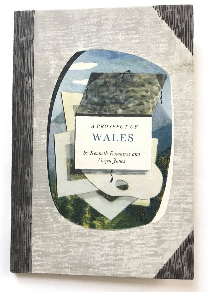 A Prospect of Wales by Kenneth Rowntree and Gwyn Jones King Penguin