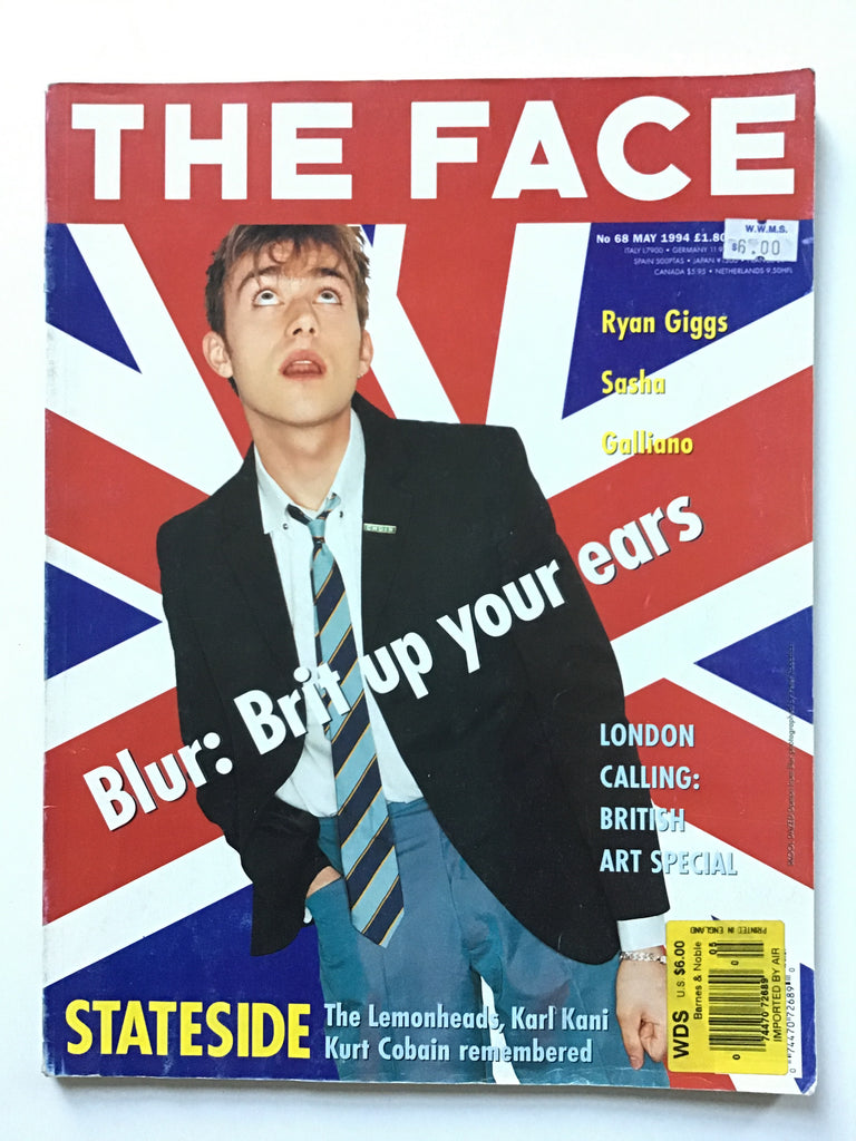 The Face May 1994