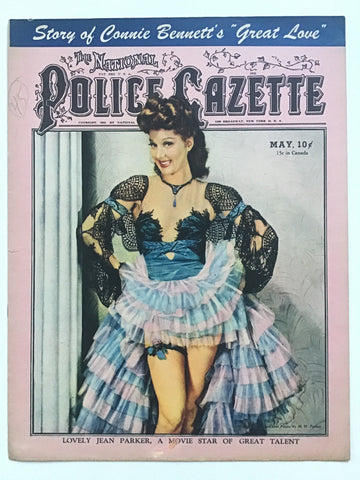 The National Police Gazette May 1945