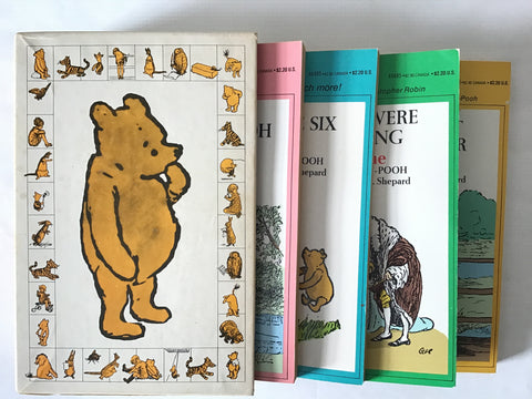 Boxed set A. A. Milne Winnie-the Pooh