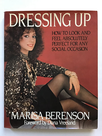 Dressing Up by Marisa Berenson