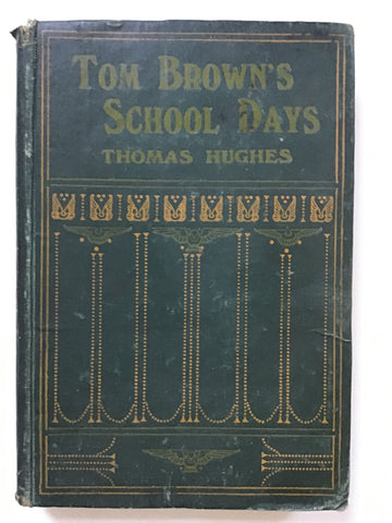 Tom Brown's School Days (Hardy Amies' copy)