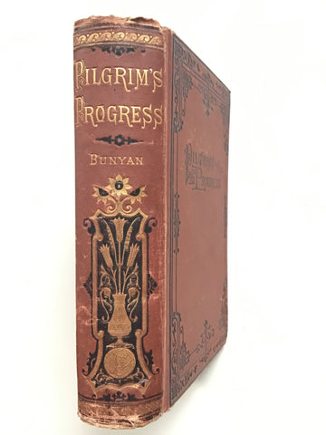 Pilgrim's Progress by Paul Bunyan