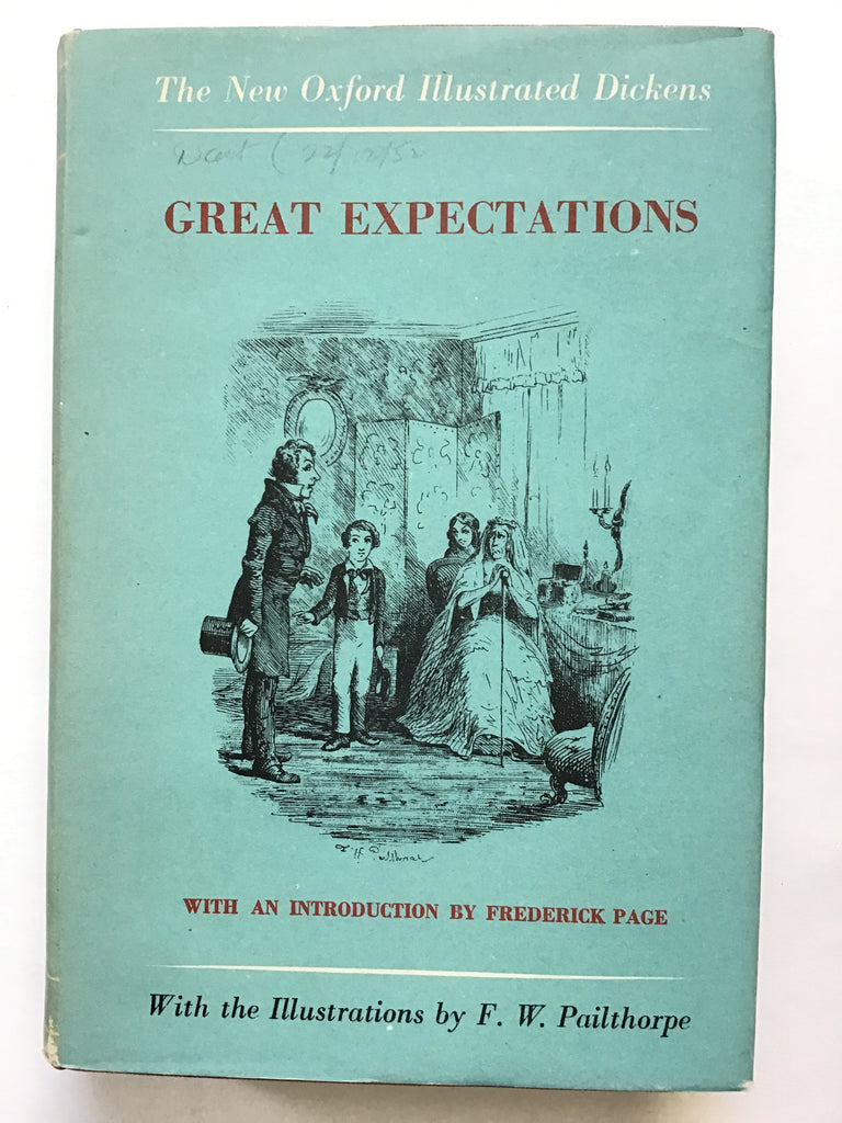 Great Expectations by Charles Dickens Oxford illustrated