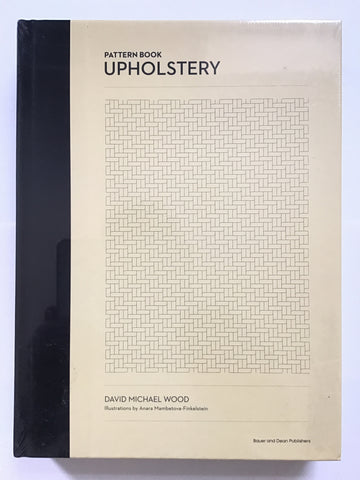 Upholstery Pattern Book