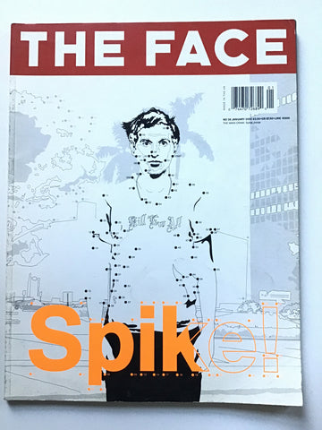 The Face January 2000