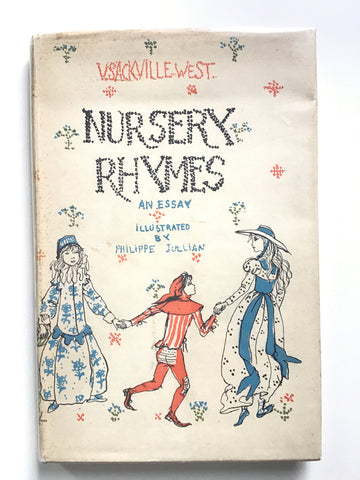 Nursey Rhymes by Vita Sackville-West