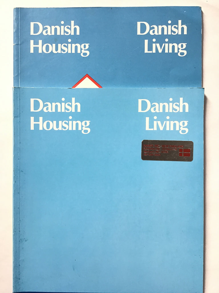 Danish Housing / Danish Living [two magazines]
