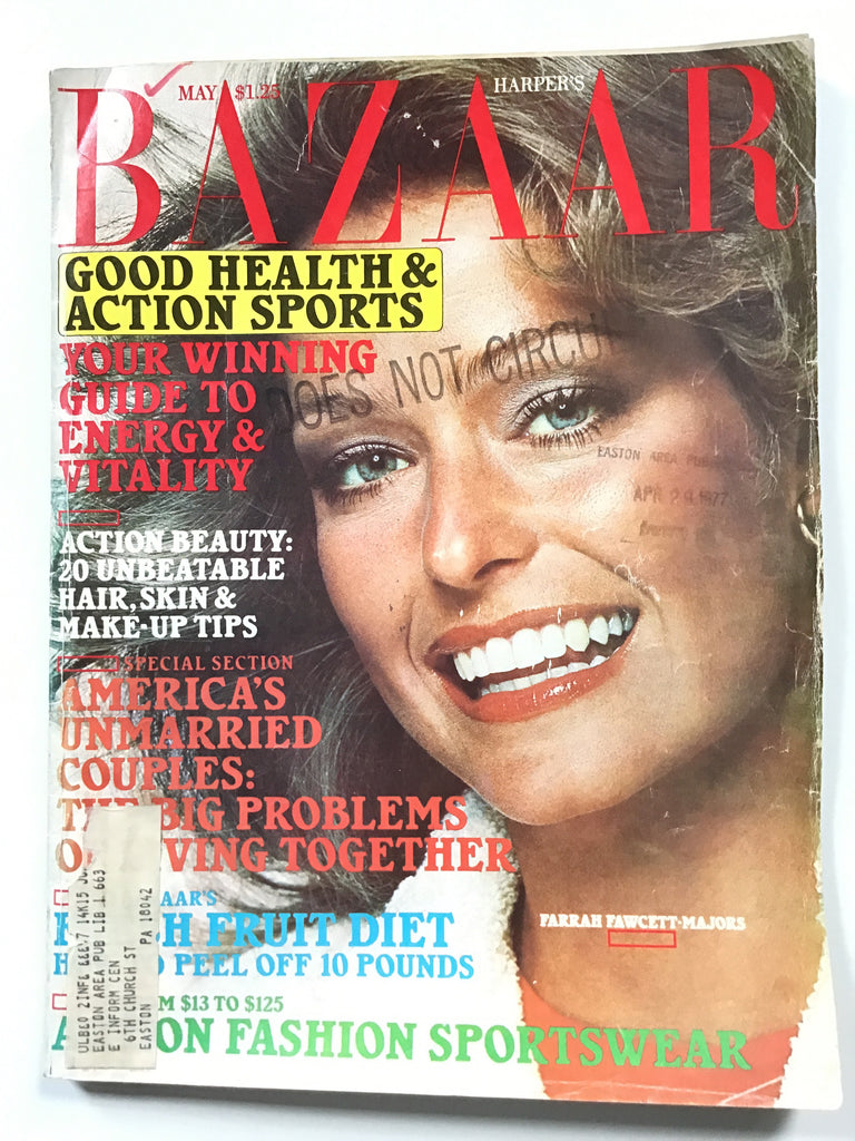 Harper's Bazaar May 1977