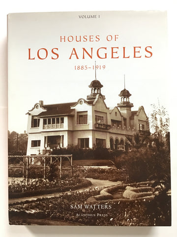 Houses of Los Angeles volume I