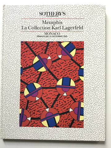 Memphis : La Collection Karl Lagerfeld