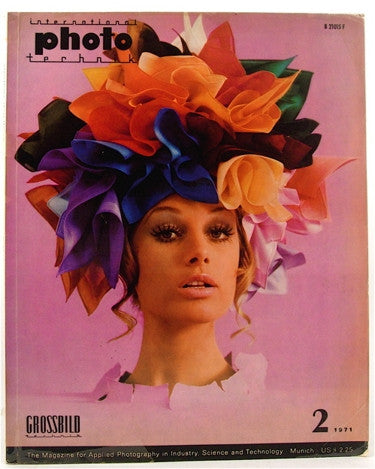 International Photo Technik magazine 2 1971
