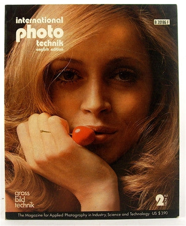 International Photo Technik magazine  2 1974