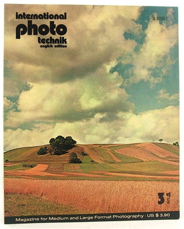 International Photo Technik magazine 3 1975