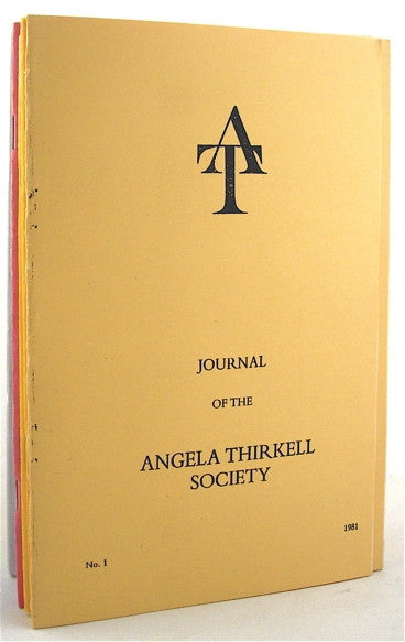 Journal of the Angela Thirkell Society