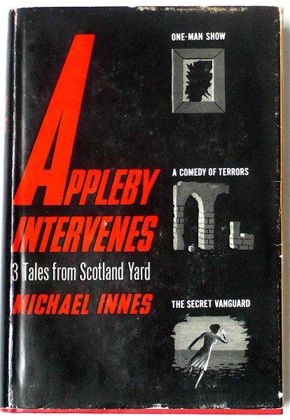Appleby Intervenes  by Michael Innes