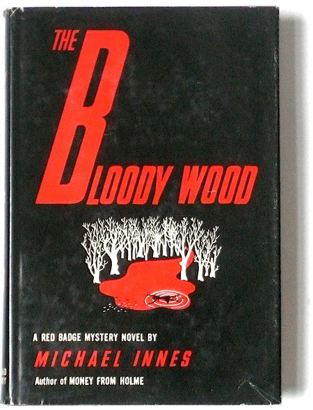 The Bloody Wood  by Michael Innes