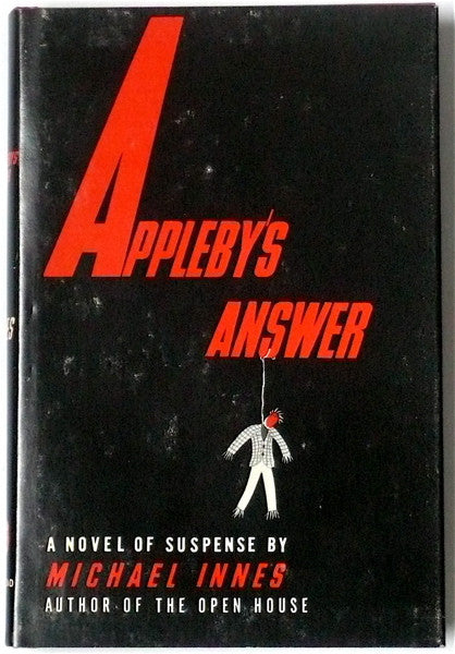 Appleby's Answer by Michael Innes