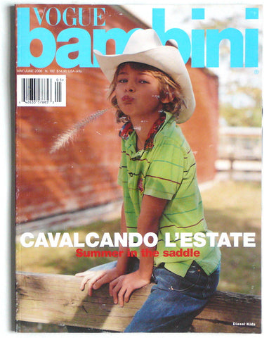 Vogue Bambini May/June 2006