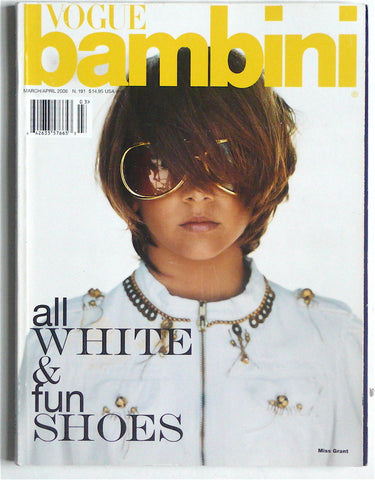 Vogue Bambini March/April 2006