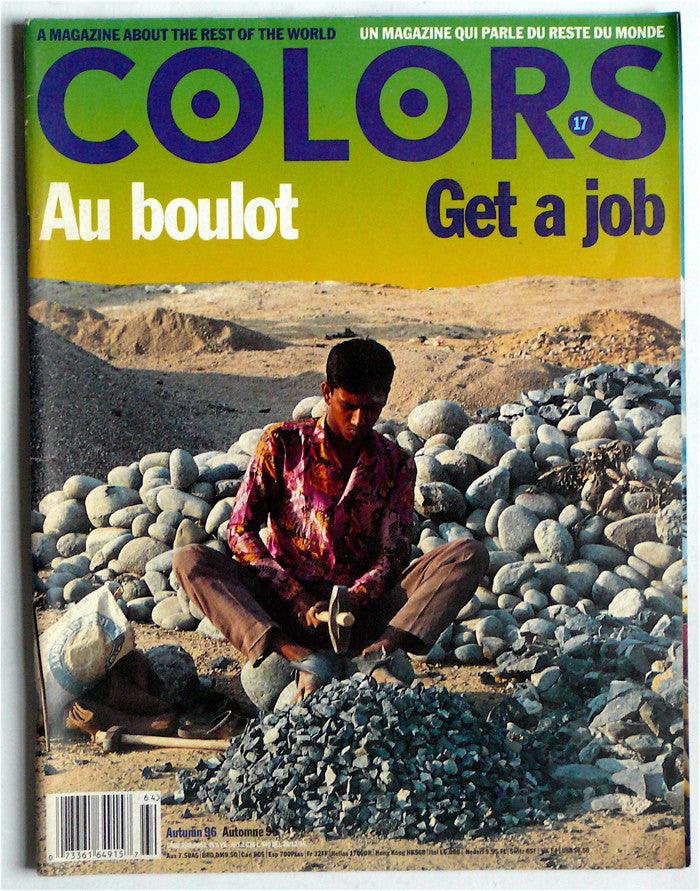Colors magazine 17 Autumn 96