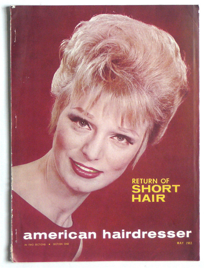 American Hairdresser  May 1963
