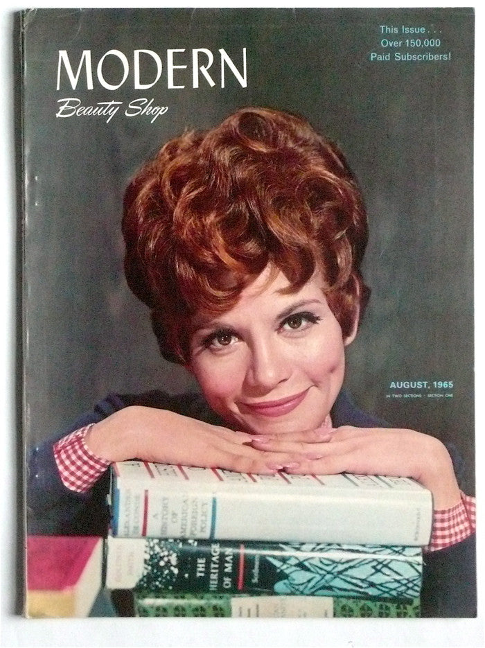 Modern Beauty Shop August 1965