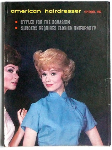 American Hairdresser  September 1962