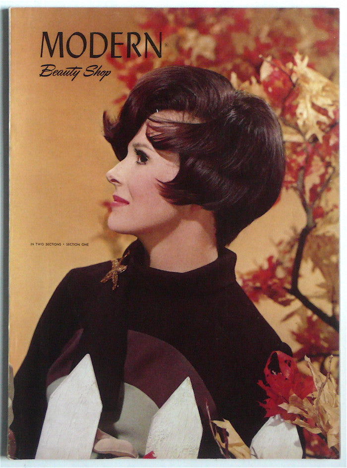 Modern Beauty Shop October 1966