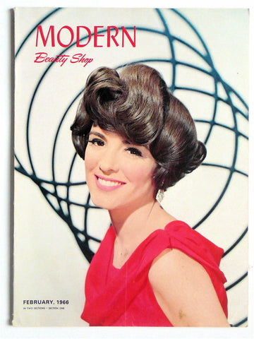 Modern Beauty Shop February 1966