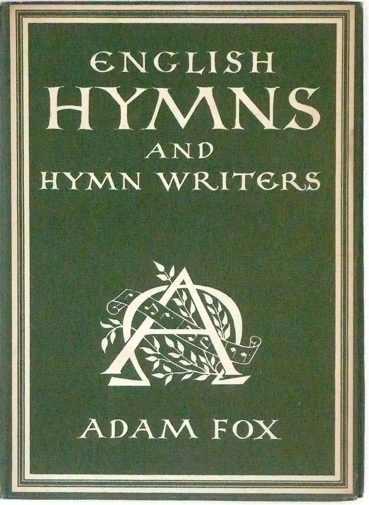 English Hymns and Hymn Writers