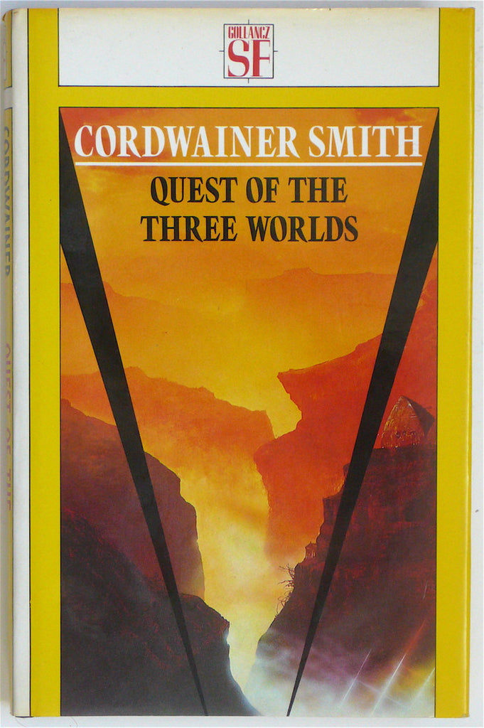Quest of the Three Worlds by Cordwainer Smith