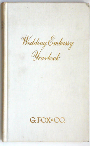 Wedding Embassy Yearbook