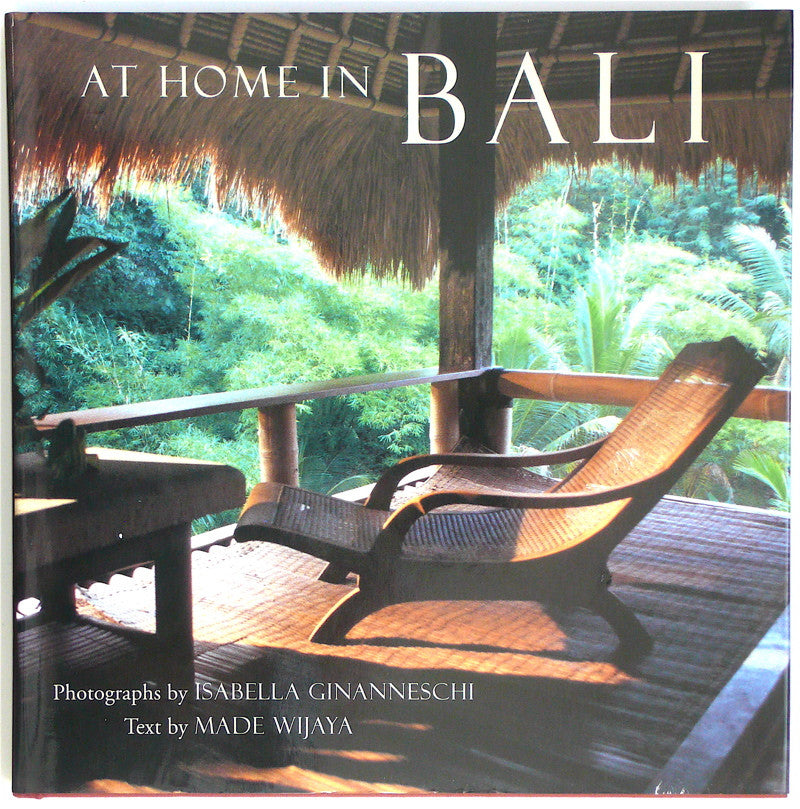 At Home In Bali High Valley Books