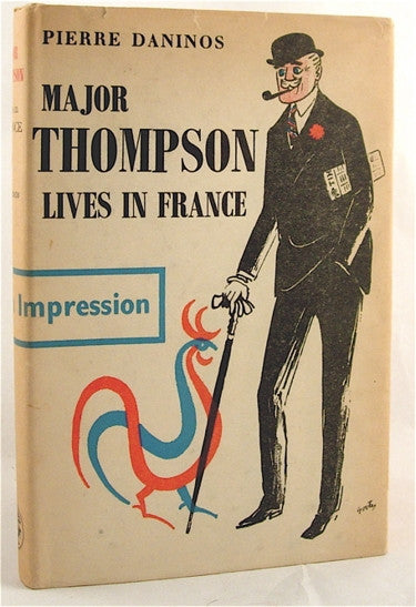 Major Thompson Lives in France