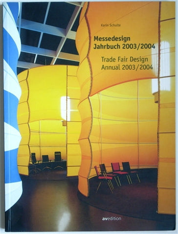 Messedesign Jahrbuch 2003/2004  Trade Fair Design Annual