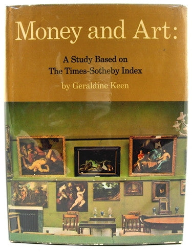 Money and Art:  A Study Based on the Times-Sotheby Index
