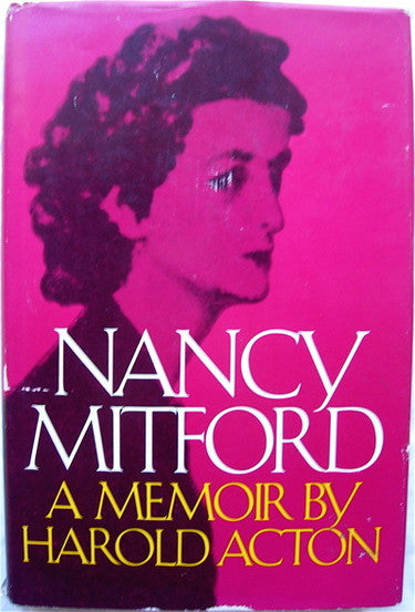 Nancy Mitford  A Memoir