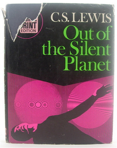 Out of the Silent Planet  Large print
