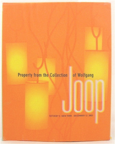 property from the collection of wolfgang joop